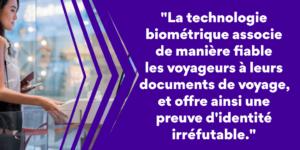 Séciurité des frontières - technologie biométrique