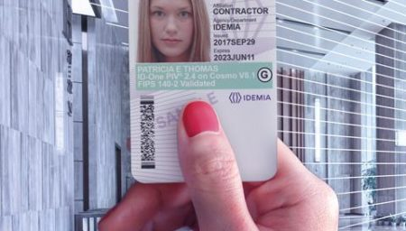 ID-One PIV Card