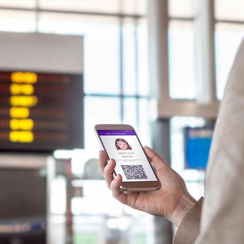 ID Proofing for border control IDEMIA