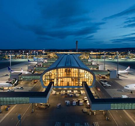 IDEMIA equips Avinor Oslo Airport with a new border control solution featuring the latest facial recognition technology