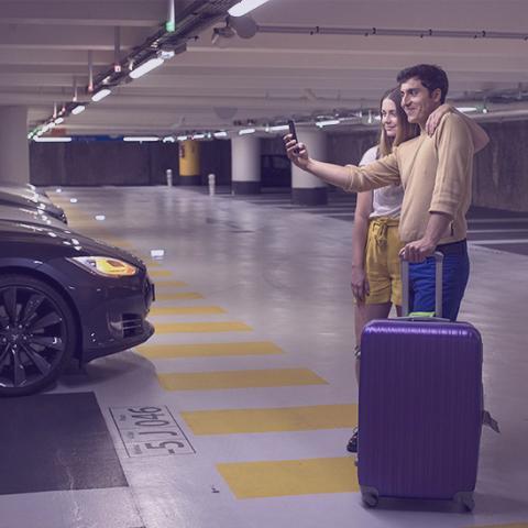 Clés de voiture digitales IDEMIA