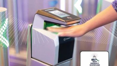 Contactless fingerprint