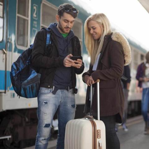 Situational Awareness for transportation hubs IDEMIA