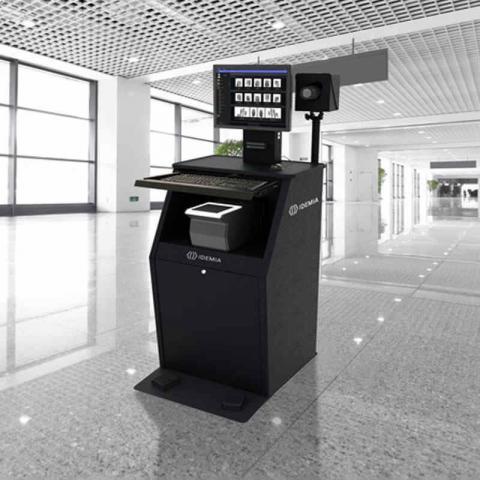 TouchPrint Enterprise (TPE) LiveScan IDEMIA