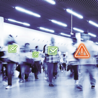 IDEMIA API Advanced Passenger Information system