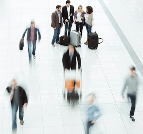 IDEMIA supports the French Government by modernizing passenger data management processes and targeting techniques.