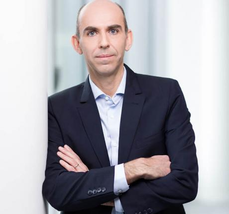 Pierre Barriel, President & CEO of IDEMIA