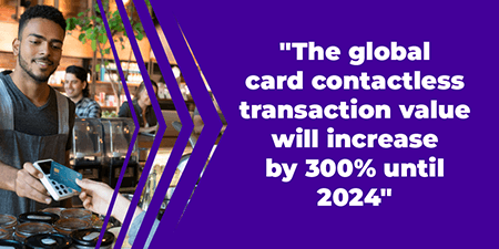 Card contactless transaction increase IDEMIA