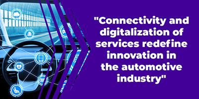 Connectivity and digitalization for the automotive industry