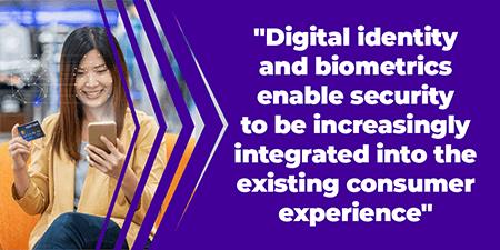 Digital identity biometrics consumer exerience IDEMIA