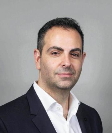 Emir Aboulhosn, VP Connectivity Domain, Digital Business Unit at IDEMIA