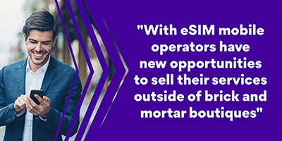 eSIM Mobile Operators new opportunities IDEMIA