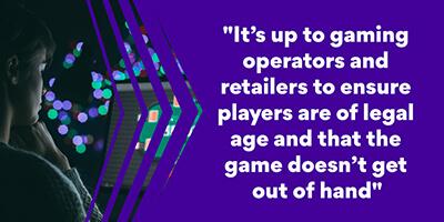 Gaming operators