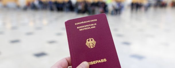 German passport law adjustments to ban morphing is only a first step in the fight against fraudsters