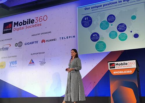 GSMA Mobile 360 Kuala Lumpur Ea Chaillioux conference