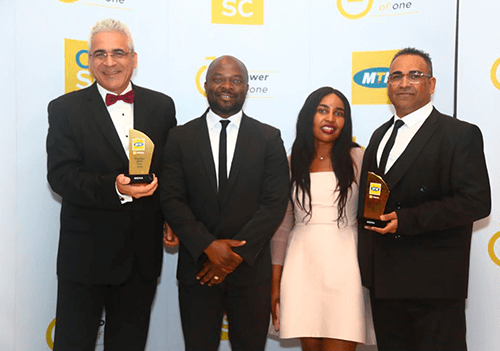 IDEMIA has been awarded as Best Supplier and Outstanding Quality & Delivery Performance in 2018 by MTN Group