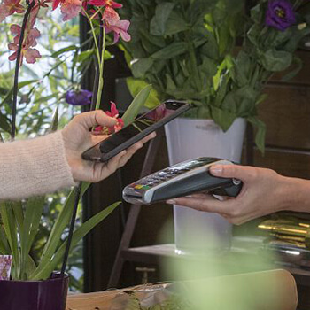 IDEMIA contactless mobile payment