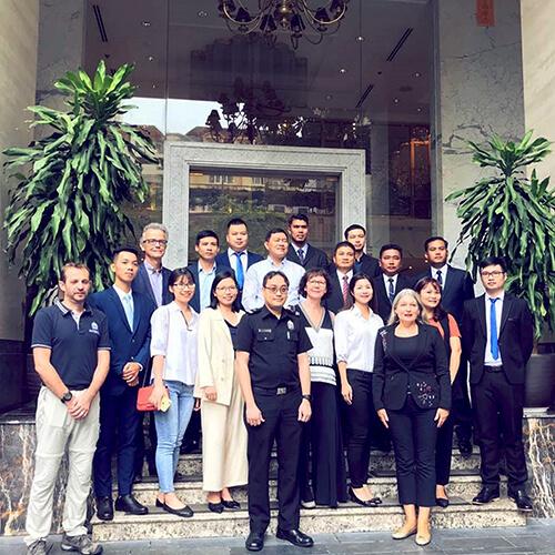 IDEMIA INTERPOL Hanoi 2019