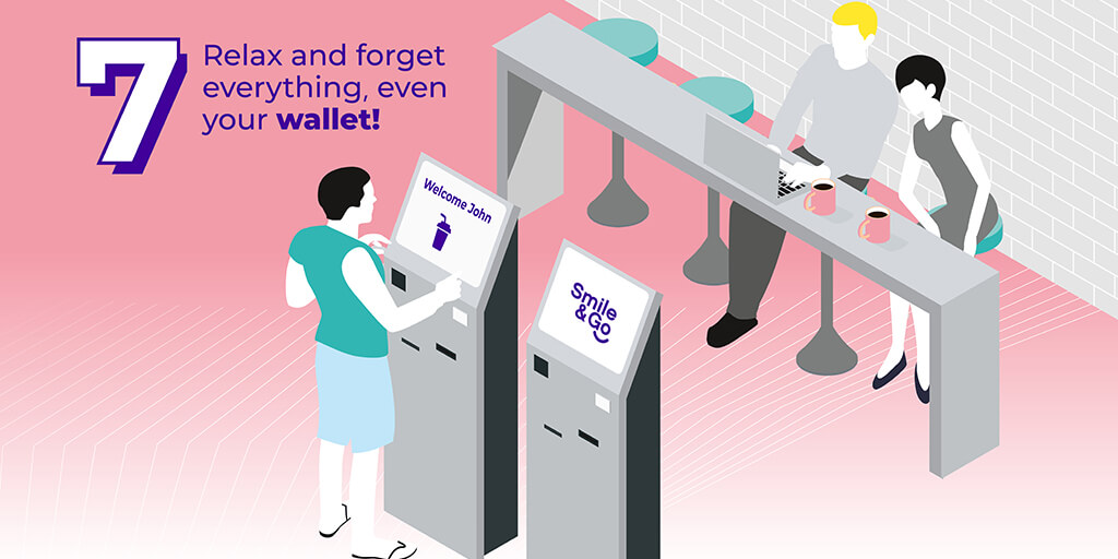 Relax and forget everything, even your wallet!