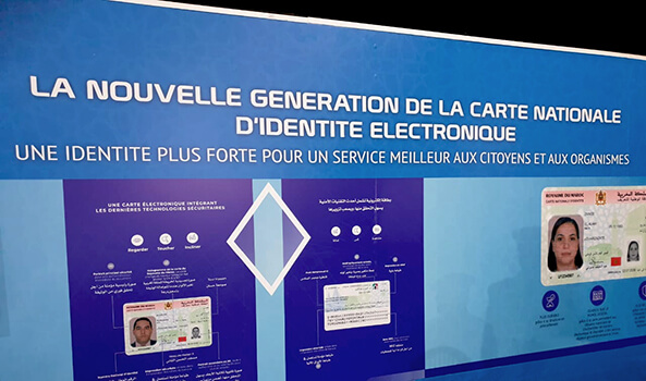 IDEMIA to Supply Morocco's Latest National Electronic ID Cards