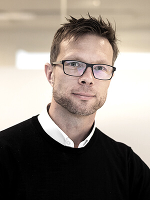 Jesper Domargård, VP Financial Institutions at IDEMIA