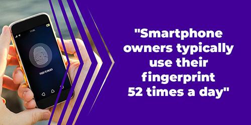 Mobile fingerprint authentication IDEMIA