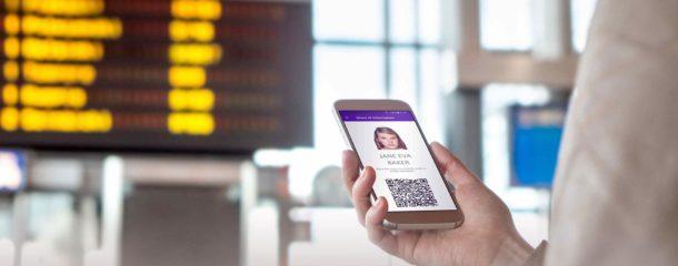 Le meilleur des solutions d'identité mobile d'IDEMIA donne naissance aux Digital Travel Credentials