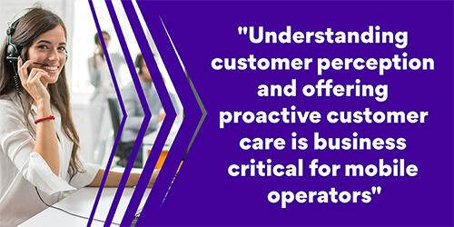 Mobile operators customers needs