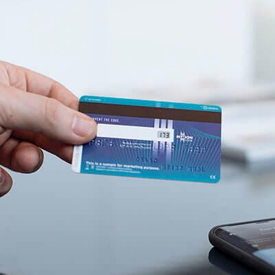 MOTION CODE CVV2 credit card dynamic security code