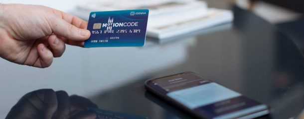 IDEMIA announces that RHB is the first bank to launch the MOTION CODE credit card in Southeast Asia