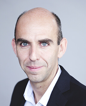 Pierre Barrial, CEO of the newly created Secure Enterprise Transactions (SET) division