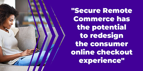 Secure Remote Commerce consumer experience IDEMIA