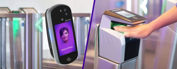 With VisionPass and MorphoWave Compact, IDEMIA confirms its leadership in contactless biometrics for access control