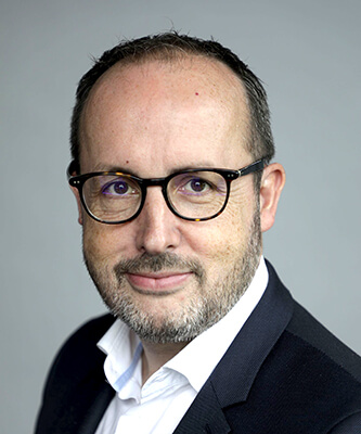 Yves Portalier, Executive Vice President of the Biometric Devices & Automotive Business Unit at IDEMIA