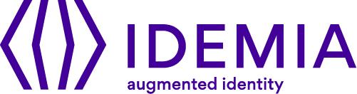 Logo IDEMIA