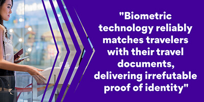 Border Security - Biometric technology IDEMIA