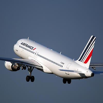 IDEMIA biometric boarding pass Air France