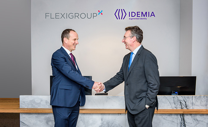 Idemia and FlexiGroup to launch Australia's first MOTION CODE™ credit card