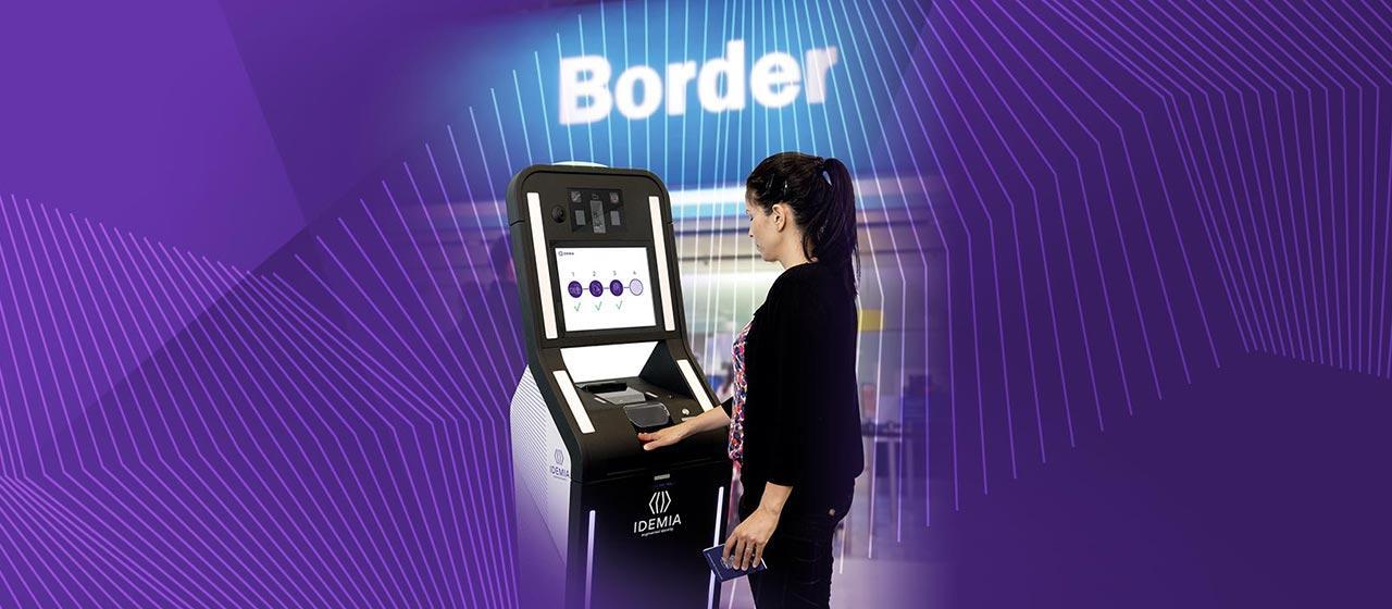 A next generation of multi-biometric self-service kiosks