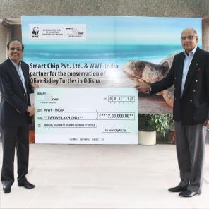 Smart Chip partners with WWF-India