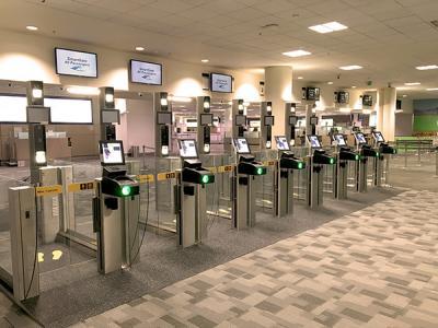 SmartGate: new generation e-Gates in Christchurch airport