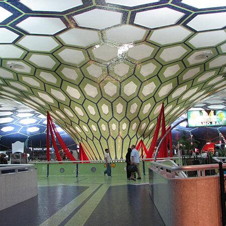 UAE airport eBorders program