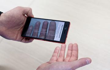 Comment la biométrie transforme l'authentification sur téléphone portable