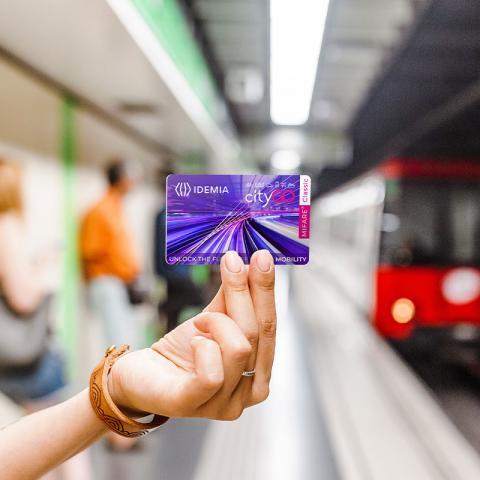 CityGO MIFARE transport product range IDEMIA