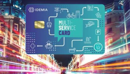 Cartes multi-services UrbanGO