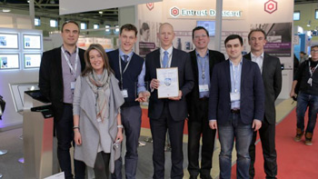 Morpho team at MIPS / Securika (Moscow, Russia)
