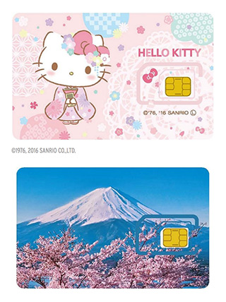SoftBank selects OT's Prepaid SIM cards and packaging to address foreign visitors to Japan