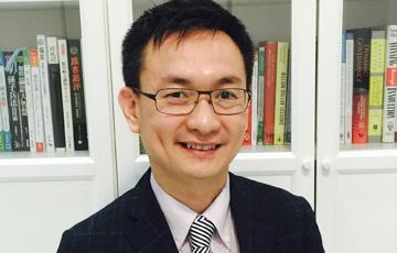 Seng Heng Chuah, Managing Director of Safran Identity & Security in Singapore