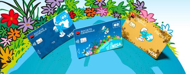 IDEMIA helps Société Générale launch its first recycled plastic cards