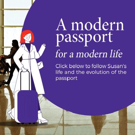 A modern passport for a modern life